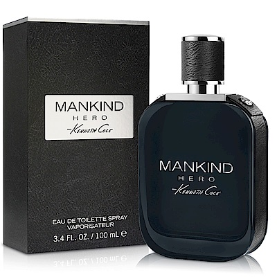KENNETH COLE 肯尼斯‧寇爾 當代英雄男性淡香水100ml-送品牌小香