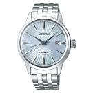SEIKO PRESAGE 紳士品味機械腕錶4R35-01T0C(SRPE19J1)