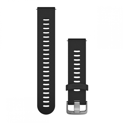 GARMIN  Quick Release 矽膠錶帶 (20mm)