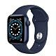 Apple Watch Series 6 (GPS) 40mm 藍色鋁金屬錶殼+藍色錶帶(MG143TA/A) product thumbnail 1
