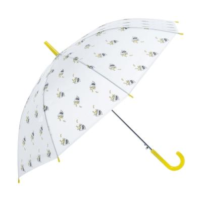 樂嫚妮 自動開直立雨傘-黃薯條