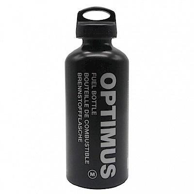 OPTIMUS FUEL BOTTLE M 燃料瓶 0.6L 黑 8019622