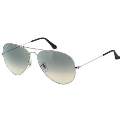 RAY BAN 太陽眼鏡(銀色)RB3025-00332