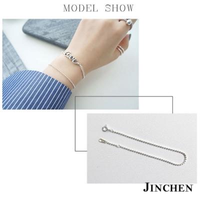 JINCHEN 純銀珠珠手鍊