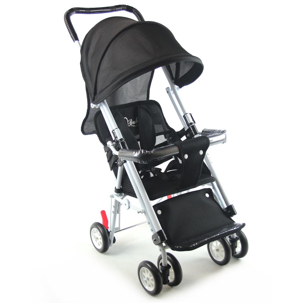 S-Baby 第三代五點式安全帶輕便型推車(可變座椅)