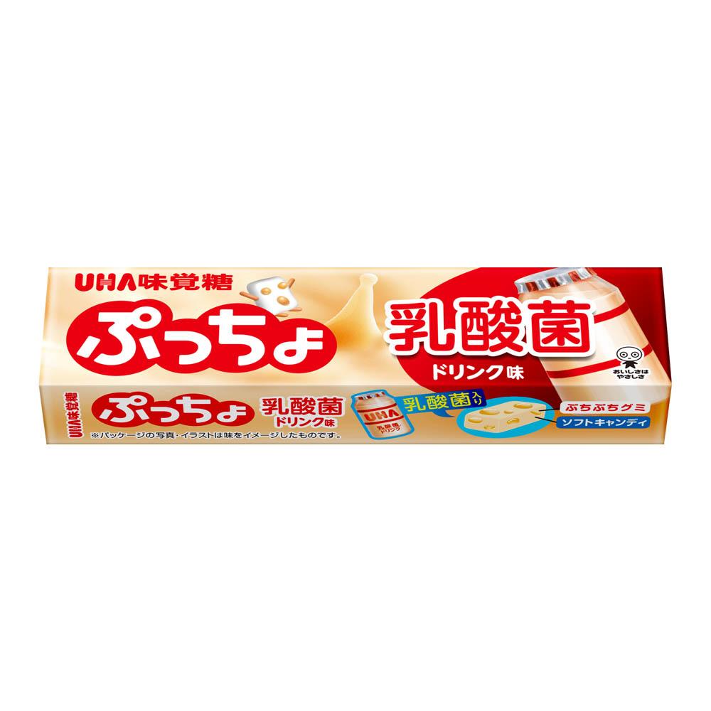 味覺糖 普超條糖-乳酸飲料味(50g)