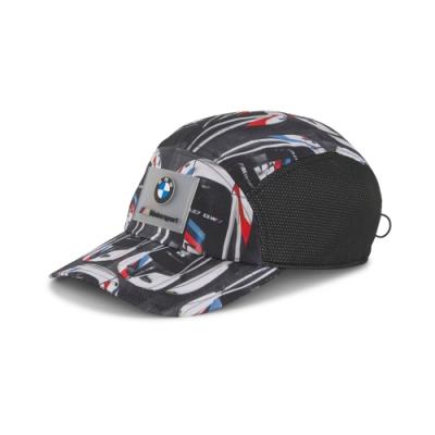 PUMA-男女BMW系列Street棒球帽-黑色