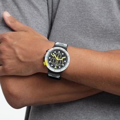 SWATCH  BIG BOLD系列手錶ESCAPEARTIC極地探險(47mm)