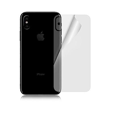 NISDA iPhone Xs Max 6.5吋 背面高透光螢幕保護貼(背面使用)