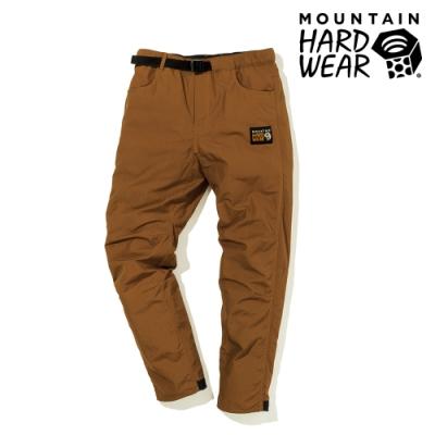 【美國 Mountain Hardwear】MHW Camp 4 Pant 日系款防潑水快乾長褲 男款 金棕 #OE1483