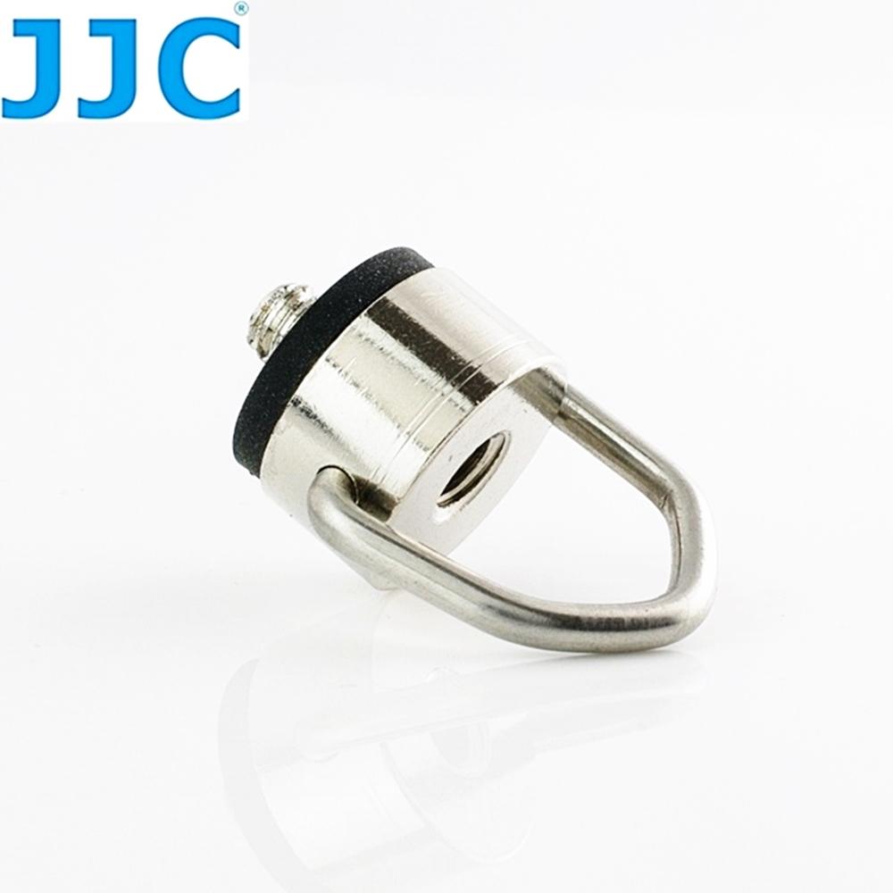 JJC 1/4吋公螺牙相機底座D型環形座 D形環NSJ-1即D-Link SCREW