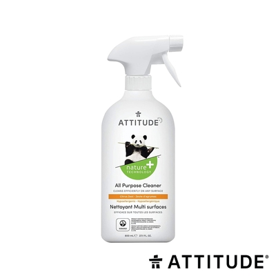 ATTITUDE 艾特優 家用全效清潔劑 800ml