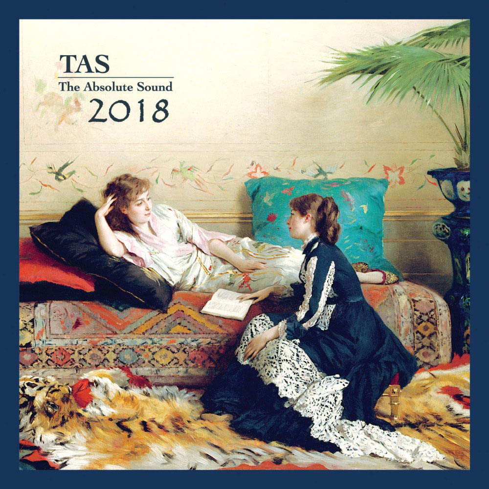 絕對的聲音TAS 2018 CD