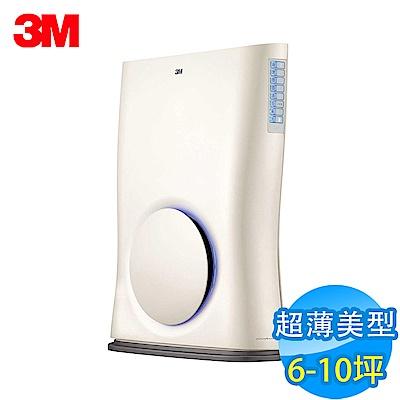3M 6-10坪 超薄美型 光觸媒抑菌空氣清淨機 Slimax 福利品