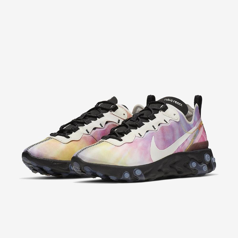 Nike 慢跑鞋 React Element 55 女鞋 | 慢跑鞋 |