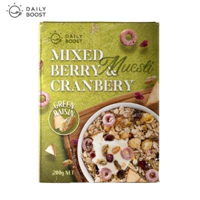 Daily Boost 綜合水果蔓越莓榖物麥片(200g)