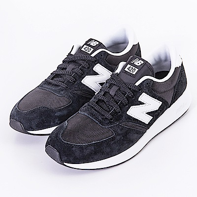 NEW BALANCE-男女休閒鞋MRL420SZ-D-黑