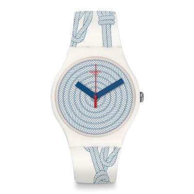 Swatch New Gent 原創系列手錶 CORDAGE -41mm