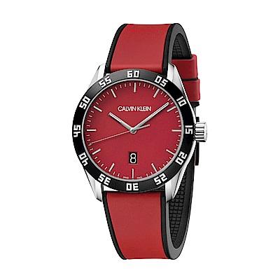 CALVIN KLEIN compete 系列手錶-42mm