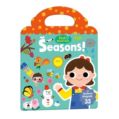 【双美】First Magnet Book – Seasons