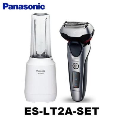 Panasonic 國際牌 電鬍刀紳士生活限量組ES-LT2A-SET(ES-LT2A+MX-XPT102-W)-