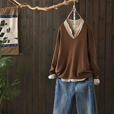 [時時樂限定]基礎版薄版內搭針織衫毛衣上衣/設計所在