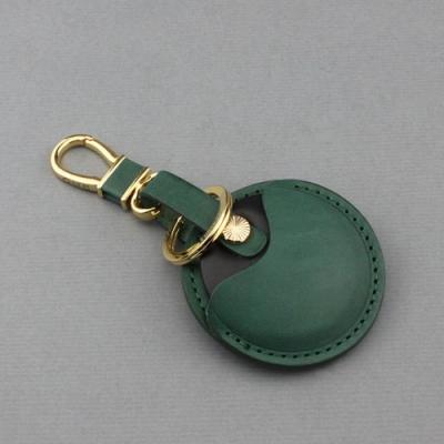 J II 綠色-gogoro專用鑰匙皮套-OMC