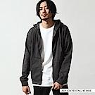 簡約百搭拉鍊連帽外套(4色) ZIP日本男裝