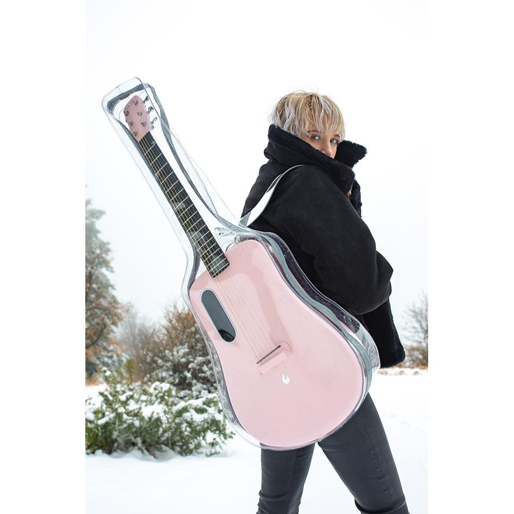 LAVA Crystal Bag 透民吉他袋