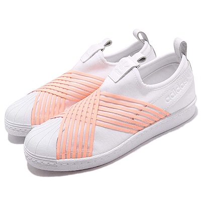 adidas 休閒鞋 Superstar 襪套 女鞋