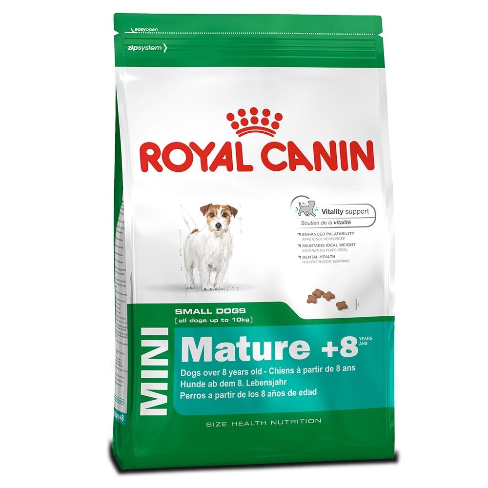 法國皇家PR+8《小型熟齡犬》飼料-8kg
