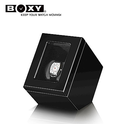 BOXY自動錶機械錶上鍊盒 DC系列 01 watch winder 動力儲存盒