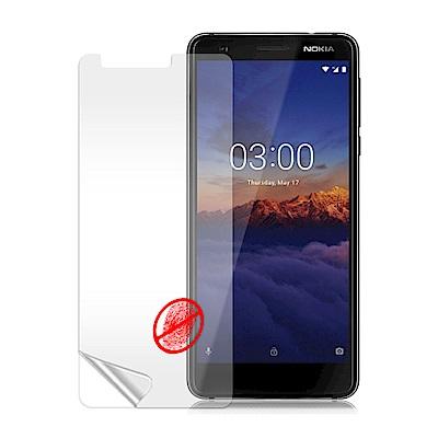 VXTRA Nokia 3.1 防眩光霧面耐磨保護貼