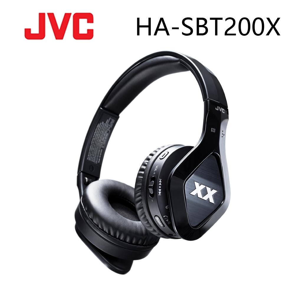 JVC HA-SBT200X XX Elation 藍牙無線 重低音耳罩式耳機