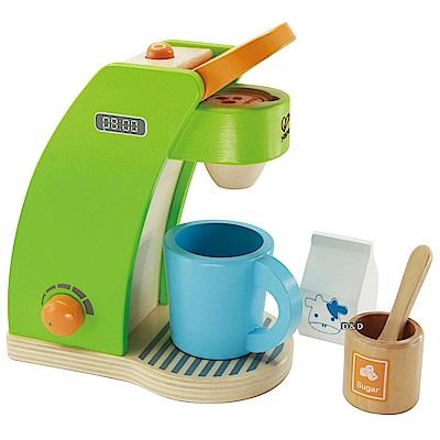 德國Hape愛傑卡 咖啡製作機