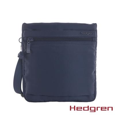 Hedgren INNER CITY輕量隨身 側背包 寶藍