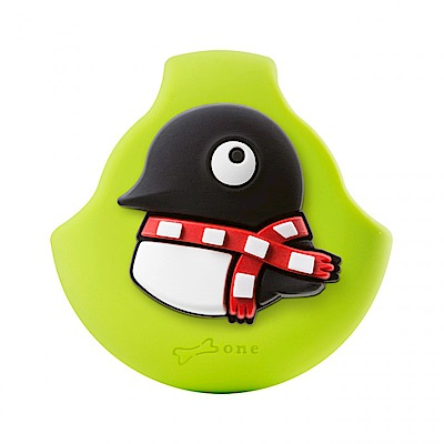 【Bone】Cord Pocket 收線扣 - 企鵝小丸