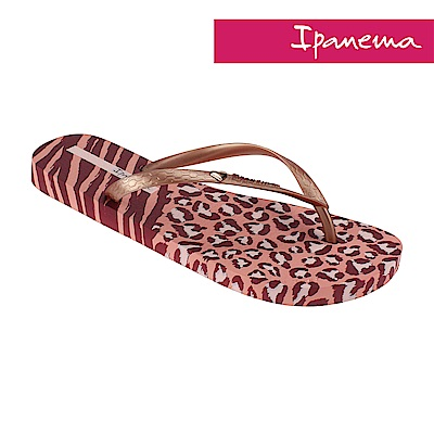 IPANEMA 混搭叢林系列 粉色豹紋