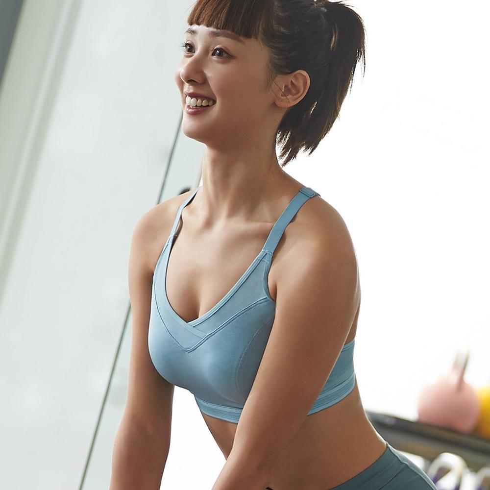蕾黛絲-LadieSport好運動 Level 2 舒活背心 M-EEL 有氧綠