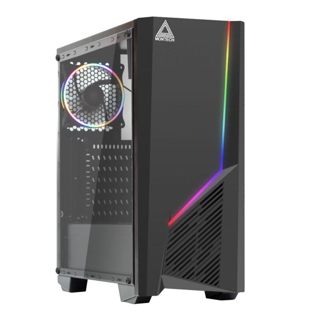 華碩平台i3 四核{雪王之戰}GTX1650-4G獨顯電玩機