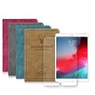2019 iPad Air 10.5 北歐鹿紋平板皮套+9H鋼化玻璃貼(合購價)