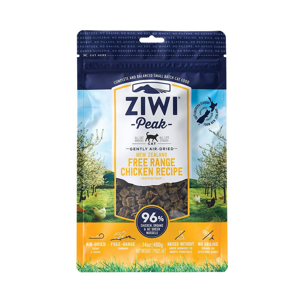 ZiwiPeak巔峰 96%鮮肉貓 雞肉 400G