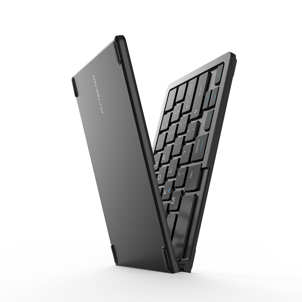 B.Friend BT-1245S一對三摺疊藍牙鍵盤 product image 1