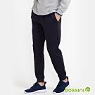 bossini男裝-針織束口長褲01海軍藍