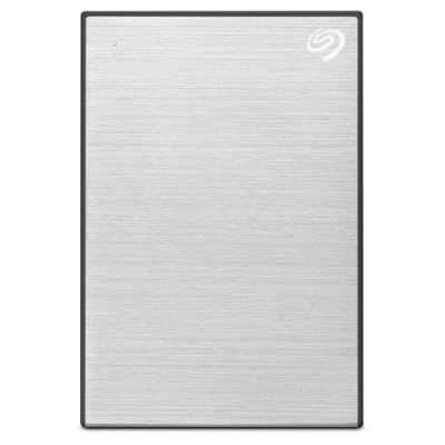 Seagate Backup Plus Slim 2TB 外接硬碟-銀