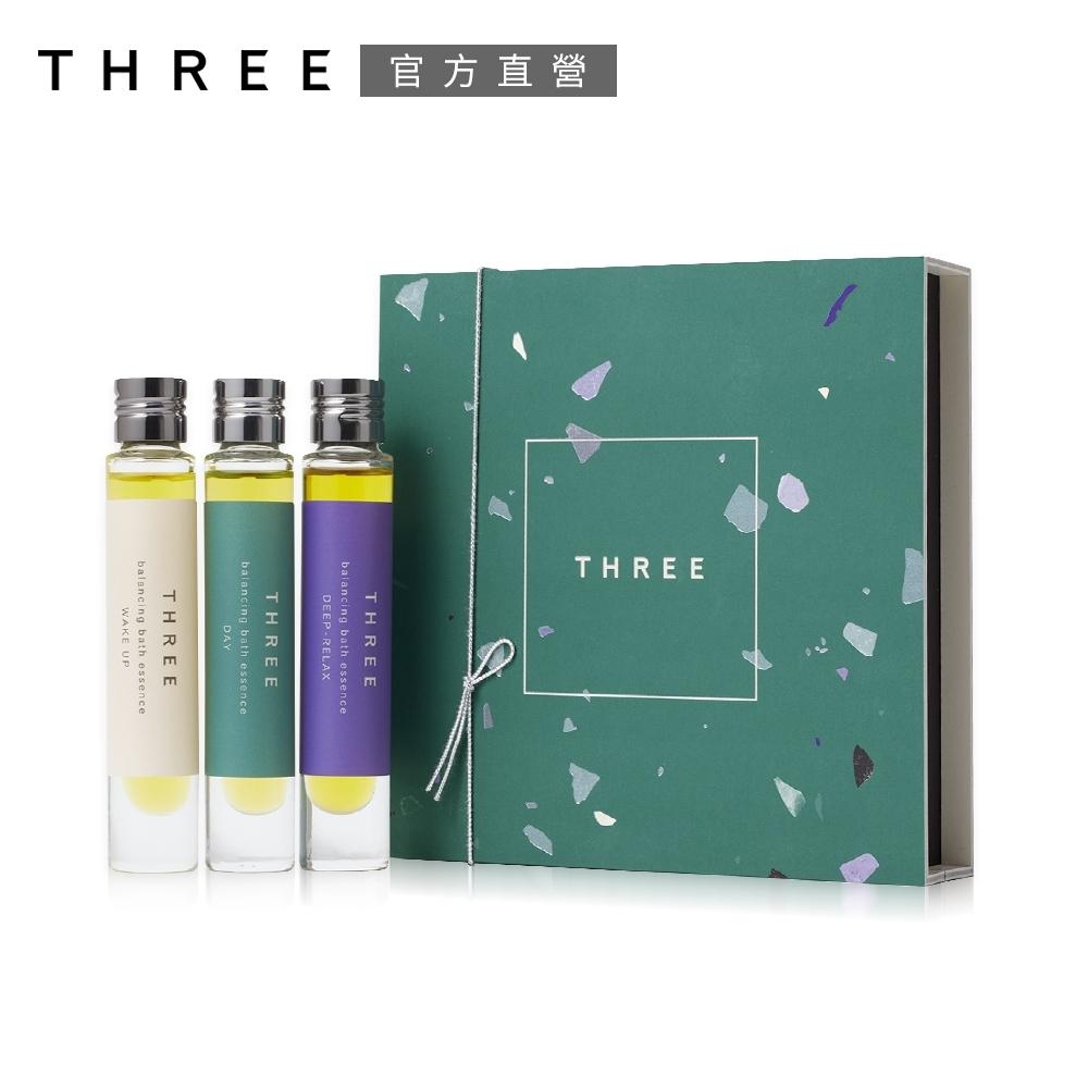 THREE 平衡沐浴精華油(限定包裝)