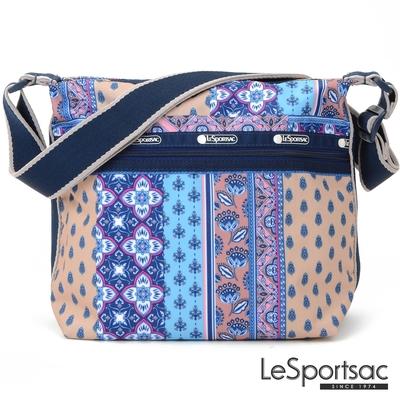 LeSportsac - Standard 側背小方包 (蔚藍幸福)