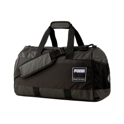 PUMA-男女Gym運動中袋-黑色