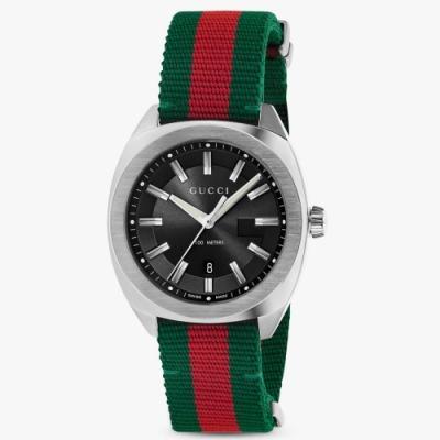 GUCCI GG2570流行元素因子腕錶41mm(YA142305)