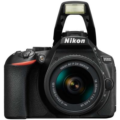 Nikon D5600 + 18-55mm  變焦鏡組 (公司貨)